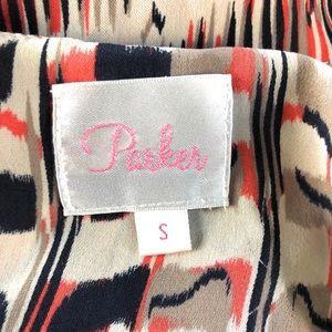 Parker Tops - Parker Silk Blouse